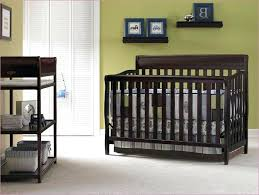 rustic convertible crib convertible cribs baby rustic solid headboard crib bed rail brown dark wood