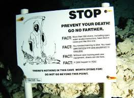 Eagle's nest is a deep cave in. Stop Prevent Your Death Said Sign At Fla Underwater Cave These Experienced Divers Ignored It The Washington Post