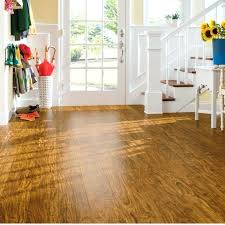 rigid core 6 x acacia luxury vinyl plank armstrong luxe warranty flooring in natural