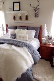 Pics Of Bedroom Decor 17 Best Ideas About Winter Bedroom Decor On Pinterest Diy