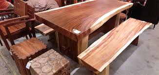 suar and teak furniture