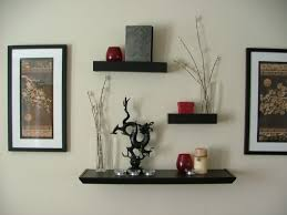 Image of: Install Floating Wall Shelves With Ease Home Decorations Within  Floating Wall Shelves Use