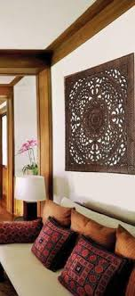 elegant wood carved wall plaque floral wood wall panels asiana
