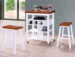 Amazoncom Bar Table And 2 Stools Setjulyfox Wood Counter Height