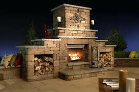 firerock masonry fireplace kits image of fireplace outdoor kit