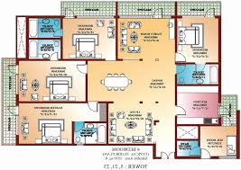 48 beautiful image of single floor 4 bedroom house plans kerala
