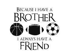 Affectionate Quotes For Brothers - Created by Maira Khan - In ... via Relatably.com
