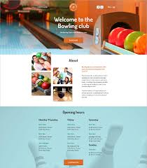 Parallax Website Template Extraordinary 28 Best Parallax HTML28 Templates Free Premium Themes Free