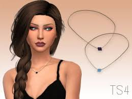 Arthurlumierecc: Wales Necklace | Sims 4, Sims, Sims 4 tattoos