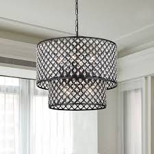 orb crystal chandelier drum with crystals chandeliers