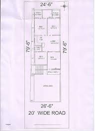 house plan 20 x 60 luxury house plan awesome house plans for south facing plots house