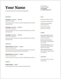 Instant Resume Templates Mesmerizing Instant Resume Templates Instant Resume Templates 28 Related