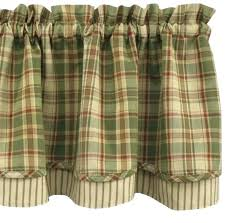 plaid kitchen curtains red for medium size of living new ideas and white likeness