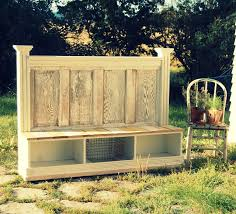repurposed antique furniture. Repurposed Doors Project - Build A Bench Out Of An Old Antique Door, Via Twig Furniture L