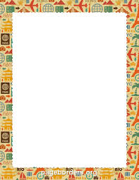 Letter Borders For Word Pin By Muse Printables On Page Borders And Border Clip Art Page