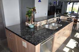 image of synthetic countertops for kitchens