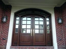 double front door with sidelights. Plain Front Double Entry Doors With Sidelights Entrance  Front Contemporary  Intended Double Front Door With Sidelights W
