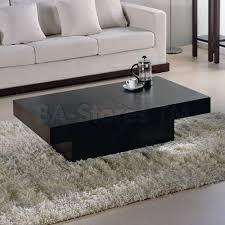 nile rectangular storage coffee table in wenge dd