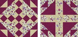 Nest Quilt Block Pattern & Learn How to Sew Bird's Nest Quilt Blocks Adamdwight.com