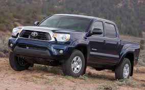 Toyota Tacoma named best small pickup truck - San Antonio Business ...