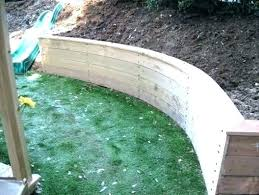 cost to build retaining wall build a wall garden wood retaining wall build a treated wood retaining wall garden wood retaining how much does it cost to