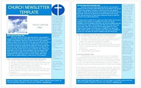 Free Download Newsletter Templates Church Newsletter Templates Religious Web Free Download