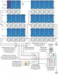 solaripedia green architecture building projects in green rh solaripedia com solar inverter schematic solar grid tie inverter