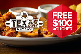 dine for free at texas roadhouse