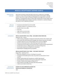 Hair Salon Receptionist Resume Examples Awesome Hairdresser Sample