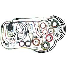 american autowire 500467 1947 54 chevy pick up wiring harness