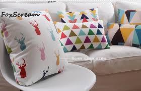 pillow radio. vintage phone typewriter radio camera flowers home decor cushion linen cotton pillow sofa cushions decorative throw y