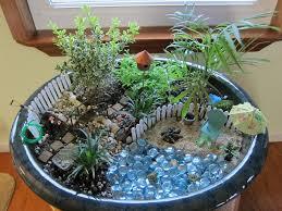 indoor fairy garden. Miniature Garden | GARDENING \u0026 OUTDOORS Pinterest Gardens, Miniatures And Gardens Indoor Fairy
