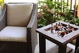 outdoor patio coolers