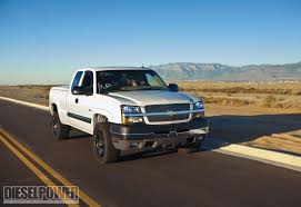 2004 Chevy Silverado 2500 HD - 22 Inch Rims - Diesel Power Magazine