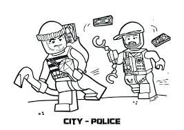 Lego Police Coloring Pages Unique Lego Police Coloring Pages Fresh