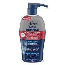 nair men hair remover cream 312g