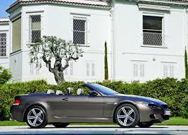 BMW M6 Cabrio (E64) specs - 2006, 2007, 2008, 2009, 2010 ...