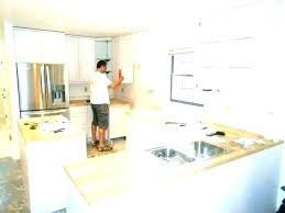 replace kitchen enchanting replacing without damaging cabinets countertop can you countertops cabin