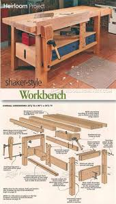 woodshop building plans. full size of garage workbench:easy wood shop work table plans 2x4 fast free woodshop building