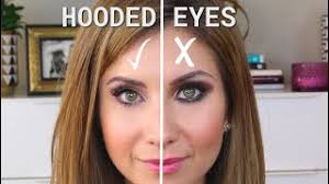 hooded eye makeup tutorial do s and don ts for hooded eyes lisa j