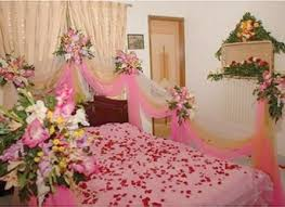 Small Picture Bride First Night Room Decoration Ideas