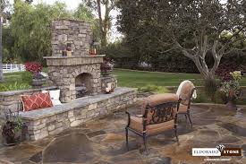 stamped concrete patio with fireplace. Stamped Concrete Patio With Fireplace A