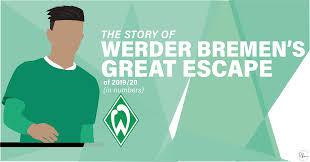 If you are using mobile phone, you could also use menu drawer from browser. The Story Of Werder Bremen S Great Escape In Numbers