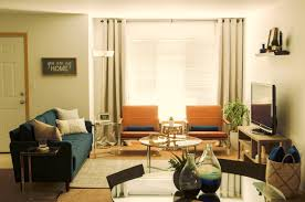 rm living room evergreen rock maple apartments