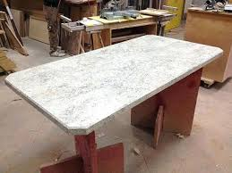pearl with bevel edge countertop beveled formica custom square