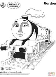 Coloring Pages Gorgeous Thomas Train Coloring Pages The Free