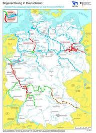 Die binnenwasserstraßen werden nach schiffbarkeit ihres fahrwassers/ihrer fahrrinne in klassen je nach maximaler größe der schiffe untergliedert. Gdws Bundeswasserstrassenkarten
