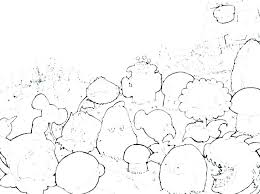 Zombies Coloring Pages Free Printable Plants Vs Zombies Coloring Es