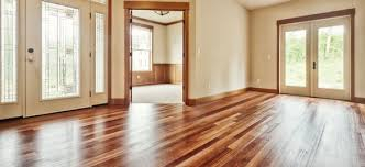 Hardwood Flooring with a View