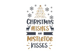 Christmas Wishes And Mistletoe Kisses House Only A Christmas Miracle Can Save The Day